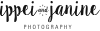 Ippei and Janine Photography logo