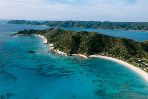 Amami Oshima Amami Oshima Island, Japan off-the-beaten-path drone photography by Ippei and Janine, Japan off-the-beaten-path adventure photography by Ippei and Janine