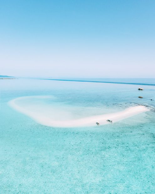 Tropical Japan off-the-beaten-path drone photography by Ippei and Janine