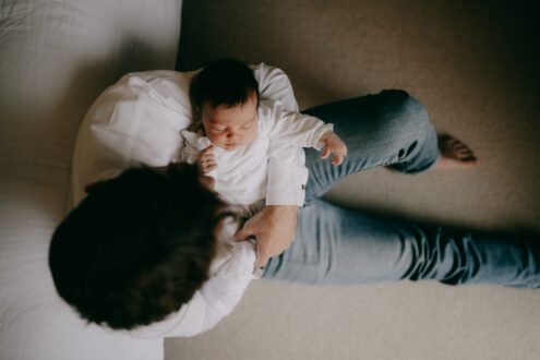 Tokyo newborn photography