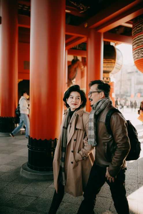 English speaking Tokyo portrait photographer - Portrait photography in Tokyo