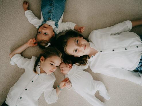 Tokyo newborn family photographer