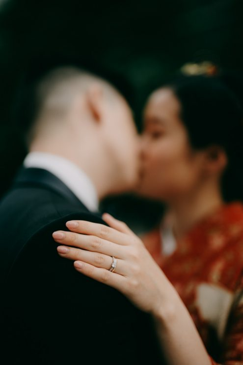 Tokyo elopement photography - Ippei and Janine Photography
