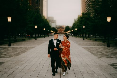 Tokyo elopement photographer - Ippei and Janine Photography