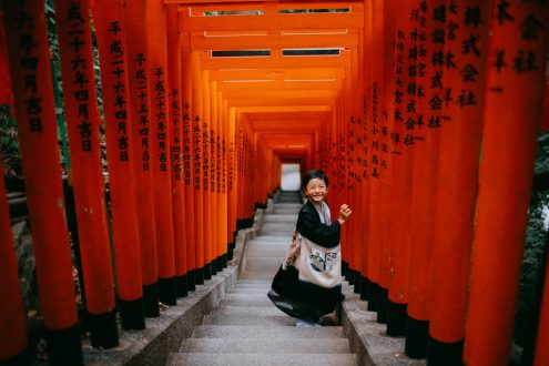 Tokyo 753 family portrait photography - English speaking portrait photographer in Tokyo
