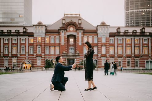 Tokyo proposal photographer