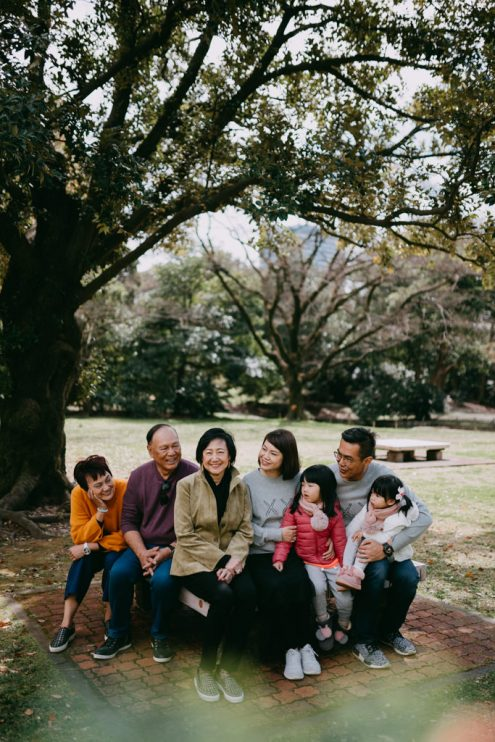 Tokyo family portrait photographer – Ippei and Janine Photography