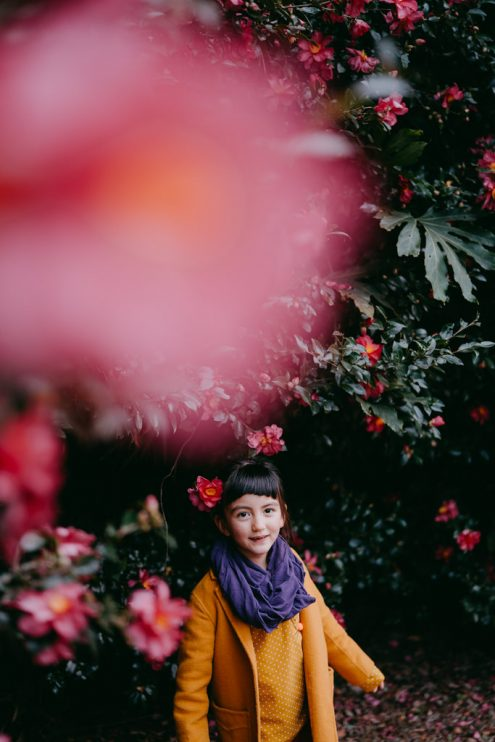 Tokyo portrait photography - Ippei and Janine Photography