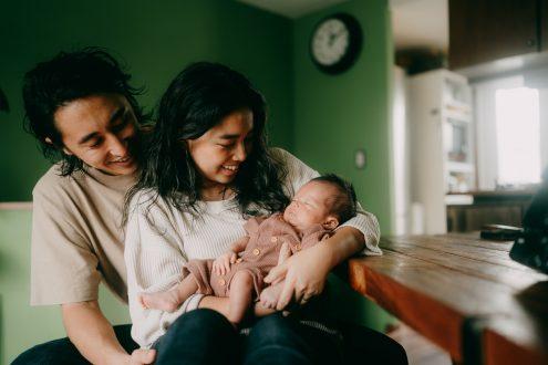 Tokyo newborn photographer - Ippei and Janine Photography