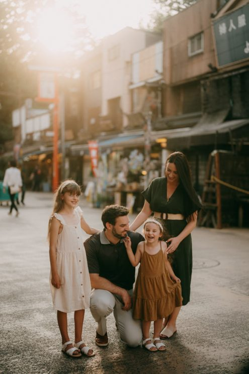 Tokyo family photographer - Ippei and Janine Photography