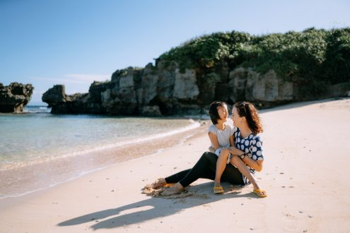 Japan family outdoor lifestyle photographer - Ippei and Janine Photography