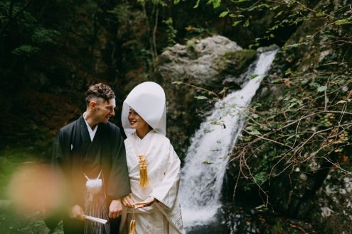 Japan destination wedding photographer - Ippei and Janine Photography