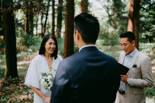 Tokyo elopement wedding photographer - Tokyo portrait photography by Ippei and Janine