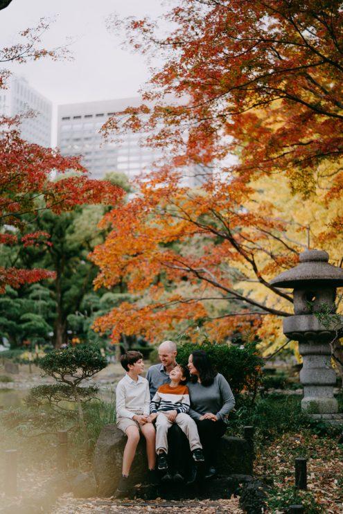 Tokyo family photographer
