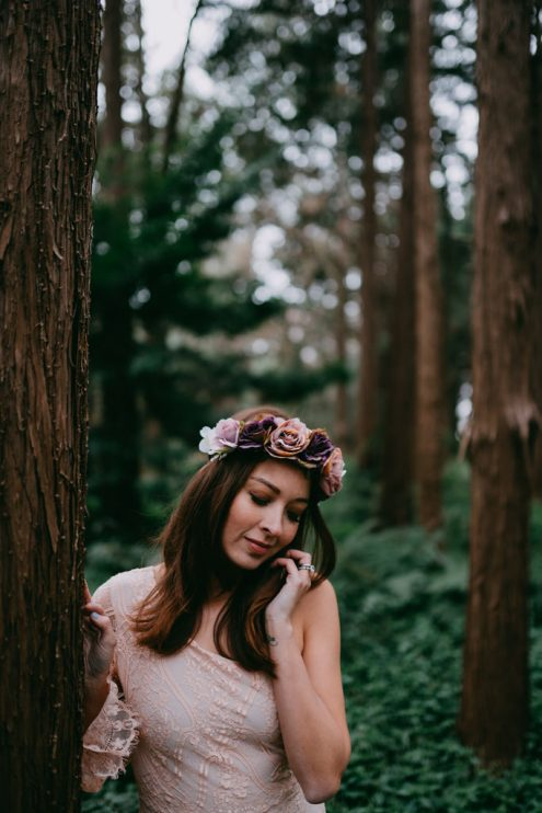 Tokyo outdoor portrait photography - Ippei and Janine Photography