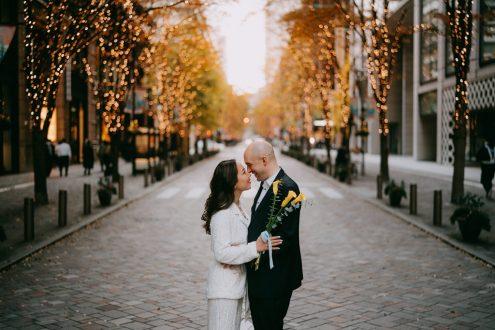 Tokyo elopement photography - Wedding portrait photographer Ippei & Janine