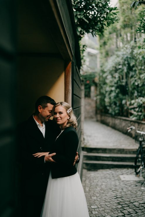 Tokyo engagement photoshoot - Ippei and Janine Photography