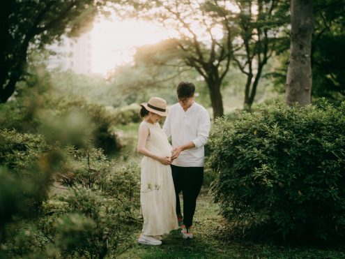 Tokyo maternity photographer - Ippei and Janine Photography