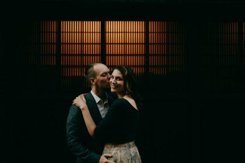 Tokyo portrait photographer - Japan engagement photography
