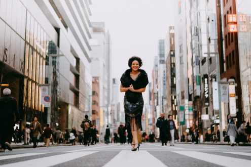 Tokyo portrait photographer - Ippei and Janine Photography