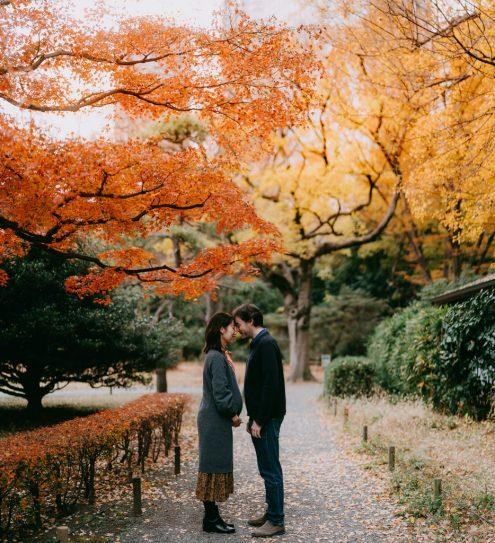 Tokyo maternity photographer - Portrait photoshoot in Tokyo