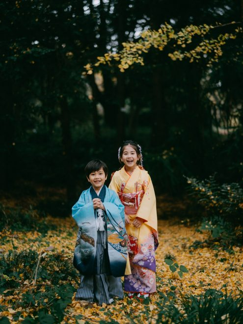 Tokyo family portrait photography