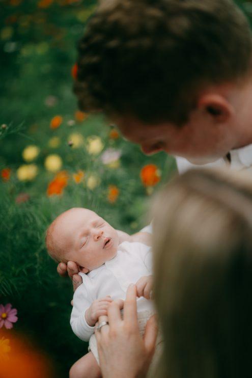 Tokyo newborn photoshoot - Ippei and Janine Photography