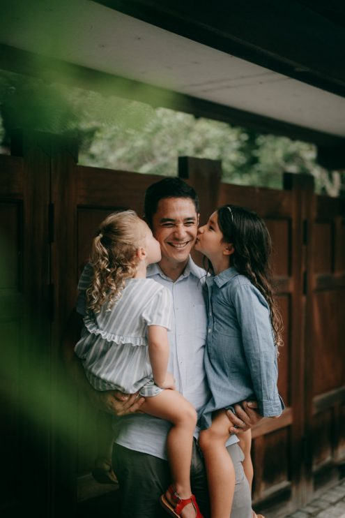 Tokyo family portrait - Ippei and Janine Photography