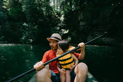Japan family outdoor adventure photographer - Ippei and Janine Photography
