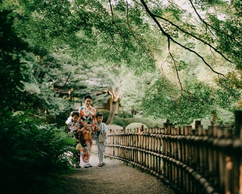 Family portrait photographer in Tokyo - Ippei and Janine Photography