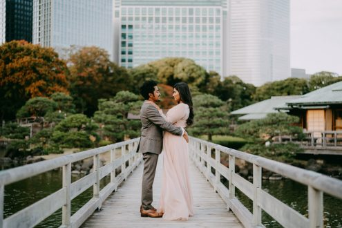 Tokyo wedding photographer - elopement photography in Japan