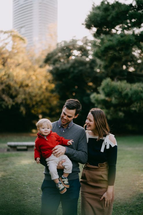Tokyo family portrait photographer – Tokyo family vacation photography