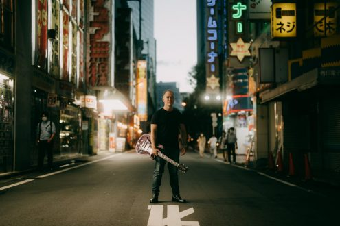 Tokyo portrait photographer for personal branding - Ippei and Janine Photography