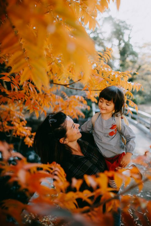 Tokyo family portrait photography - English speaking portrait photographer in Tokyo
