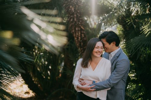 Tokyo pre-wedding portrait photographer - Ippei and Janine Photography
