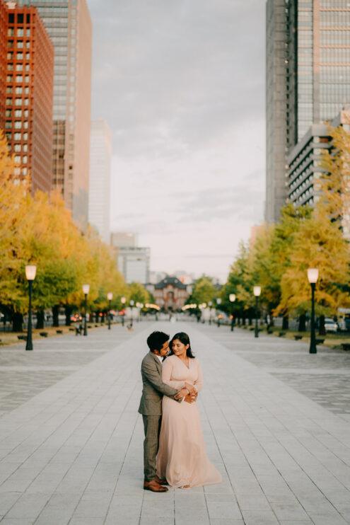 Tokyo elopement wedding photographer