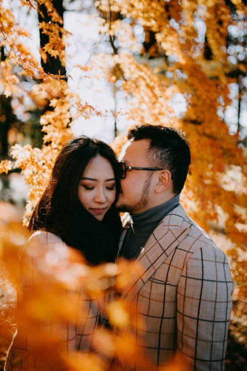 Tokyo proposal photography by Ippei and Janine - Tokyo engagement photographer