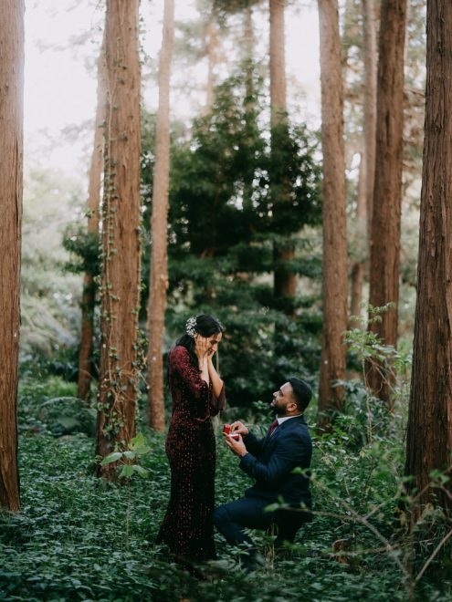 Tokyo proposal photographer - Tokyo portrait photography Ippei and Janine