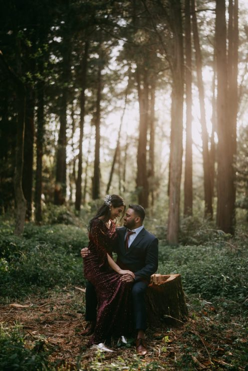 Tokyo engagement proposal photography - Tokyo portrait photographer Ippei and Janine