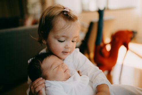 Tokyo newborn photoshoot - Japan family portrait photography