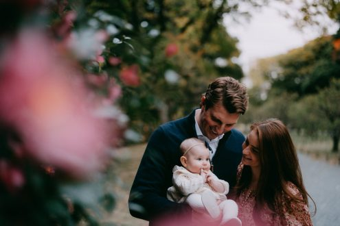 Tokyo family portrait photography - Ippei and Janine Photography