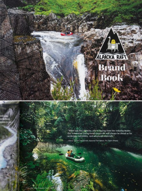 Alpacka Raft - Advertising and Commercial Photographer in Japan - Ippei and Janine Photography
