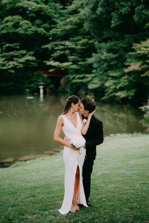 Tokyo wedding photographer - Ippei and Janine portrait photography
