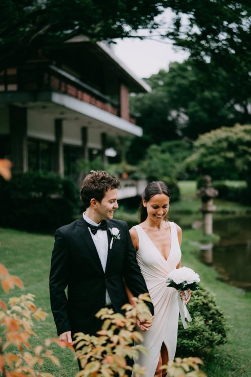 Tokyo elopement wedding photographer - Ippei and Janine Photography