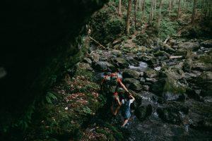 Hiking day trip in Tokyo, Kori in Okutama
