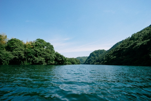 Tokyo kayaking day trip in Saitama, Lake Tamayodo