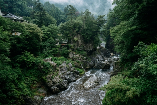 Hiking day trip in Tokyo, Hatonosu Gorge