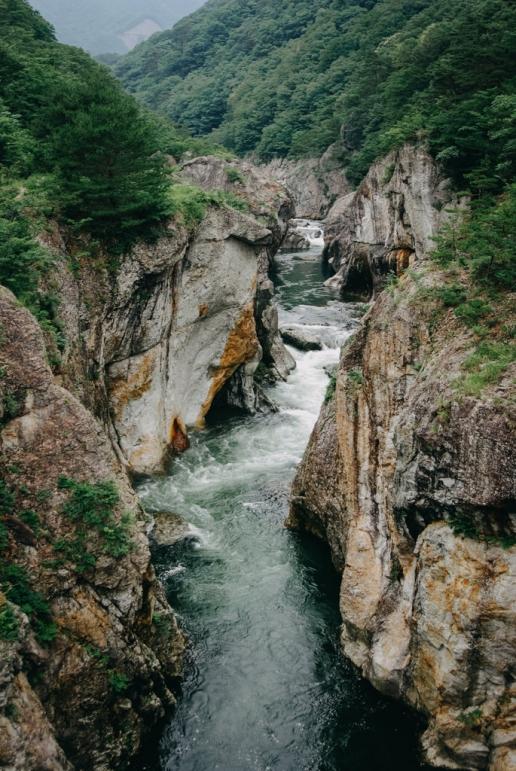 Day trip from Tokyo, Ryuokyo Gorge, Tochigi