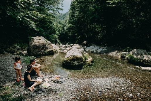 Tokyo outdoor day trip, Akigawa Gorge