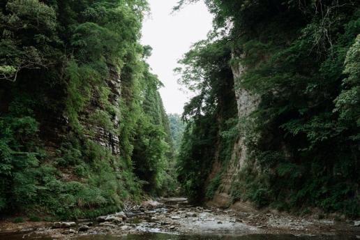 Hiking day trip from Tokyo, Yorko Keikoku Gorge, Chiba